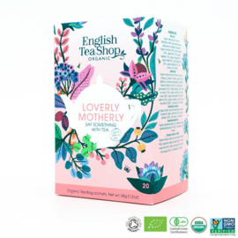 English Tea Shop Loverly Motherly 20 zakjes