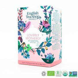 English Tea Shop Loverly Motherly 20 zakjes