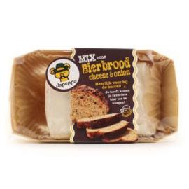 Dapeppa Bierbrood Cheese & Onion