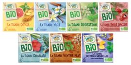 La Tisaniere Franse Biologische thee