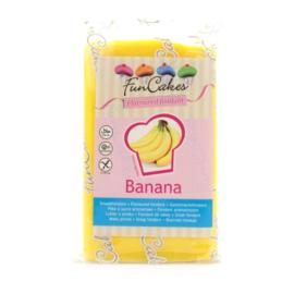 FunCakes Rolfondant Smaakfondant banaan