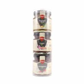 Voets combi koker sauzen (dippers) 3x45 ml.