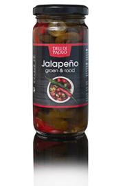 Deli di Paolo Jalapeño Peper Rood & Groen