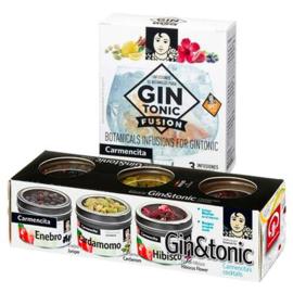 Carmencita en Abbondio t.b.v. Gin & Tonic