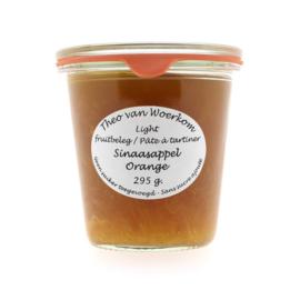 Woerkom's Sinaasappel Confituur 295 gram LIGHT