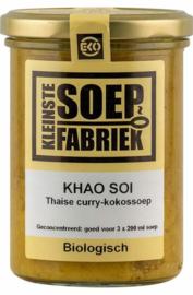 Khao Soi  (Thaise Curry Kokossoep Kleinste Soepfabriek