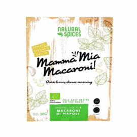 Natural Spices Mama Mia Macaroni