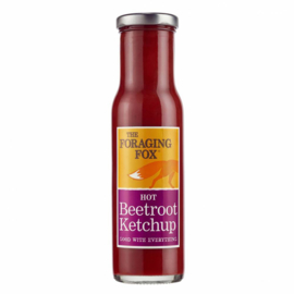 The Foraging Fox Hot Beetroot Ketchup