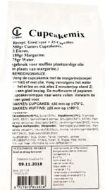 Custers Cupcakemix 500 gram