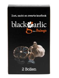 Zwarte knoflook 2 bollen