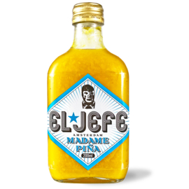 El Jefe saus, Primo Salsa Madame Pina 200 ml.