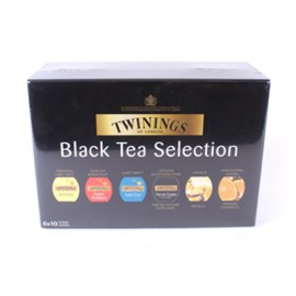 Twinings assortiment thee 6x10 st.