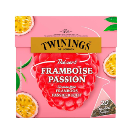 Twinings Raspberries & Passionfruit