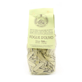 Morelli Pasta Foglie Spinaci Ulivo