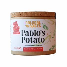Natural Spices Pablo's Potatoes Aardappel Kruiden
