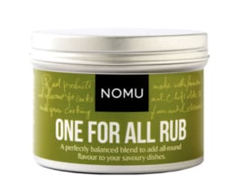 NOMU One for All Rub BBQ