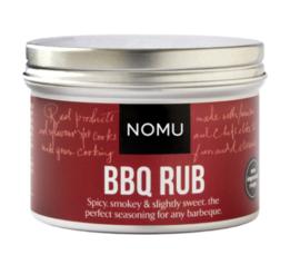 NOMU Barbecue Rub BBQ (rund-, lams, varkens- en kippenvlees)