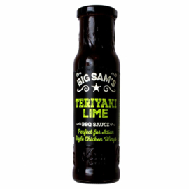 Big Sam's BBQ Teriyaki Lime Sauce