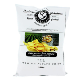 Fox Vintage Potatoes Chips Peper & Zout