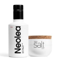 Neolea Griekse Olijfolie & Zeezout Pure