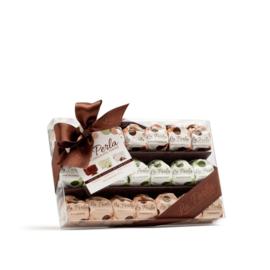 THT 30-7    La Perla Truffelbonbons Miniature Box