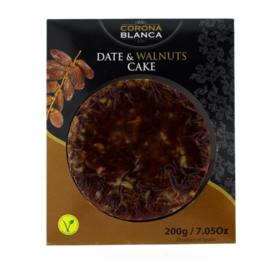Corona Blanca Dadel Walnootbrood 200 gram