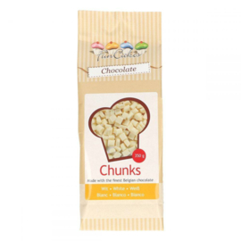 FunCakes Chocolade Chunks wit