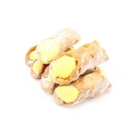 Dolciaria Cerasani Cannoli Limoncello Gold 1,5 kg.