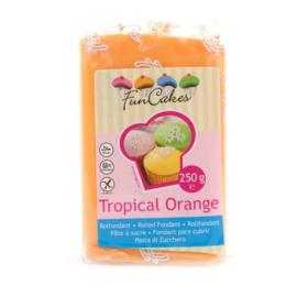 FunCakes Rolfondant Tropical Orange