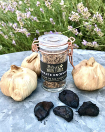 De Wilde Tuinen Fleur de Sel met Zwarte Knoflook