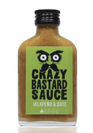 Crazy Bastard Jalapeño & Date