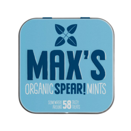 Max's Biologische Spear Mints