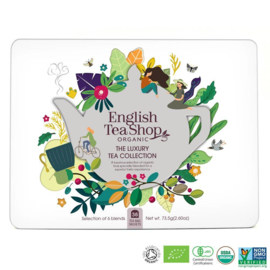 English Tea Shop Cadeaublik Luxury Collection 36 zakjes