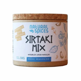 Natural Spices Sirtaki Mix Salade Kruiden