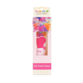 FunCakes Funcolours Gel Pink