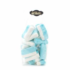 Des Noots Snoep Spek Blauw - Wit