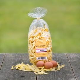 De Aalshof tasjes ei-pasta 500 gram