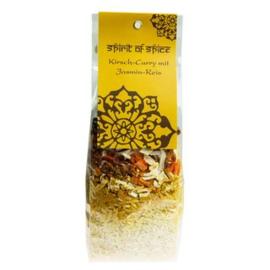 Spirit of Spice Jasmijn Rijst met Kersen & Curry