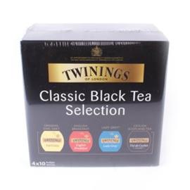 Twinings Full Box black 4x10 st.