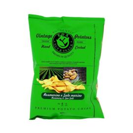 Fox Vintage Potatoes Chips Rozemarijn & Zout
