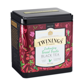 Twinings Thee Platinum Enchanting Forest Fruit los 100 gr.