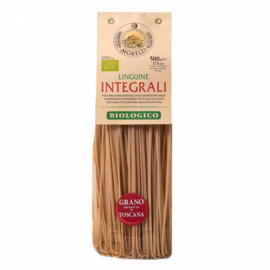 Morelli Pasta BIO Linquine Integrali Volkoren