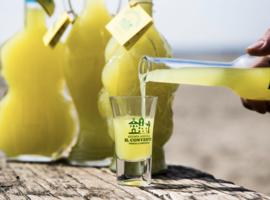 Limoncello Sorrento in Kadofles (34% Alcohol)