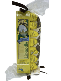 Limoncello Likeur met Pralines Limomoncell (34% Alcohol)