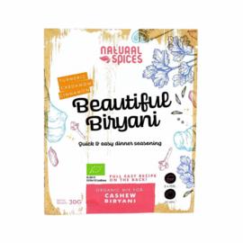Natural Spices Beautiful Cashew Biryani