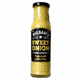 Big Sam's BBQ Sweet Onion Sauce