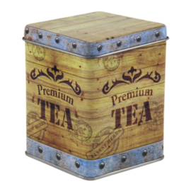 Theeblikje Chest Tea