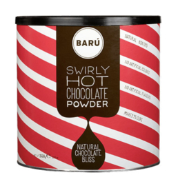 BARÚ Swirly chocolate powder 1,5 kg