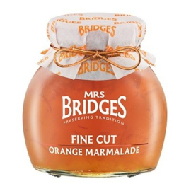 Mrs Bridges Fijne Sinaasappel Marmelade