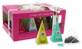 English Tea Shop Classic Tea Collection 12 pyramide zakjes